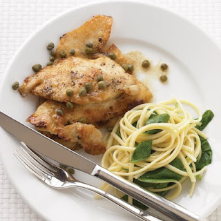 Chicken or Veal Piccata