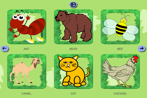【免費教育App】Learn & Fun with Animals-APP點子