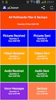 Screenshot of Cleaner for WhatsApp & Viber
