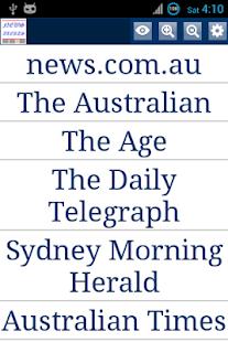 Australia News Alerts - náhled