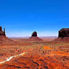 Monument Valley by Ronald Susaya - Uncategorized All Uncategorized ( navajo, arizona, monument, valley, usa,  )