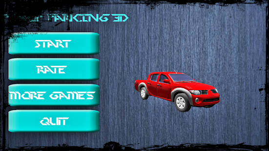 Pickup Drift Park screenshot