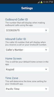 Onebox Business Phone Solution- screenshot thumbnail