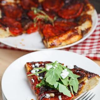 Slow Roasted Tomato Tatin