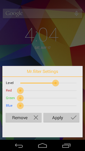 Mr.filter Screen Filter