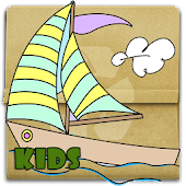Learn to draw boats for Kids