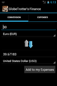Currency Converter n Manager screenshot 1