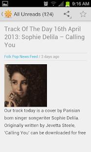Folk Pop Music
