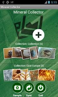 Mineral Collector- screenshot thumbnail