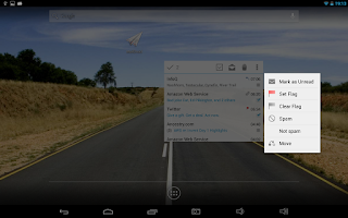 Screenshot of MailDroid Pro - Email App