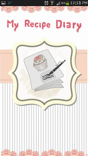 My Recipe Diary