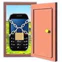 Use Door Lock Phone icon