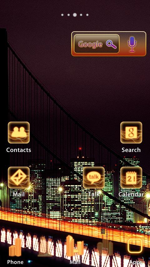 [AL] San Francisco -Lite-Theme- screenshot