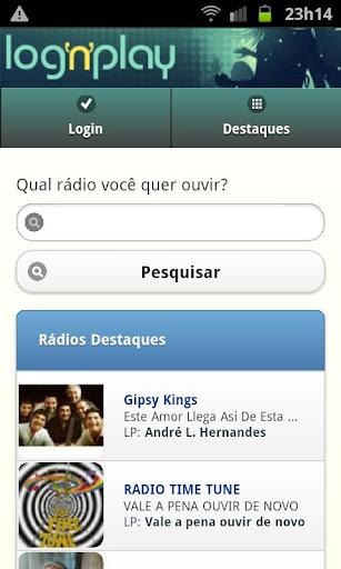 LognPlay - 30.000 Rádios Free
