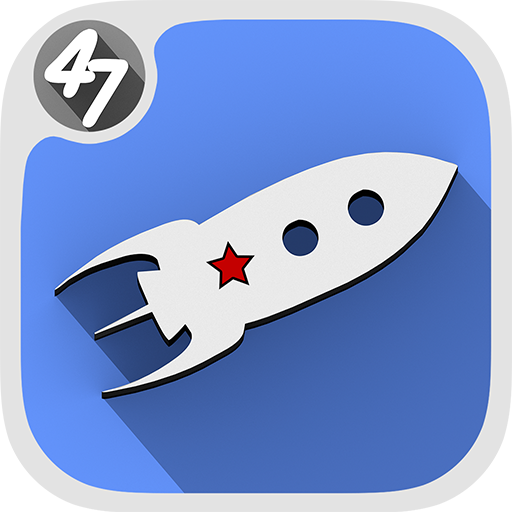 Flare Rocket LOGO-APP點子