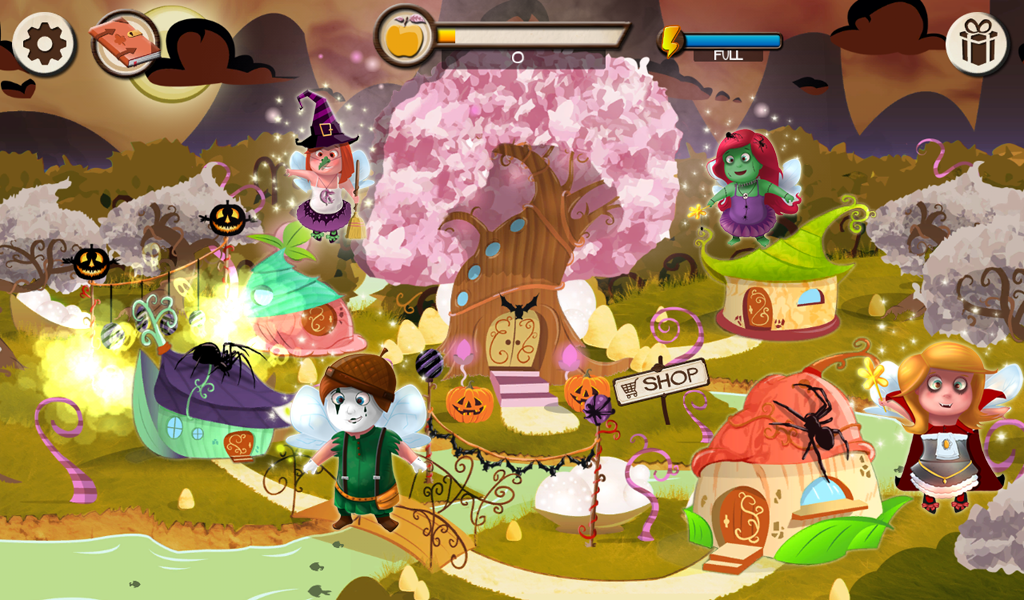 Halloween Party Hidden Objects- screenshot