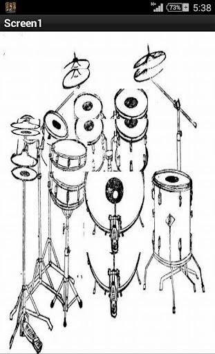 破爛的電子鼓