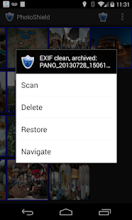 PhotoShield EXIF Manager - screenshot thumbnail