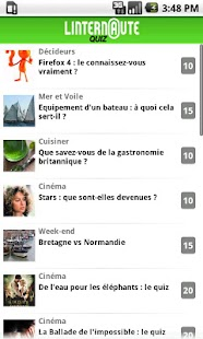 Quiz : 2000 tests et quizz - screenshot thumbnail