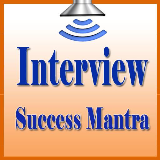 Interview Success Mantra LOGO-APP點子