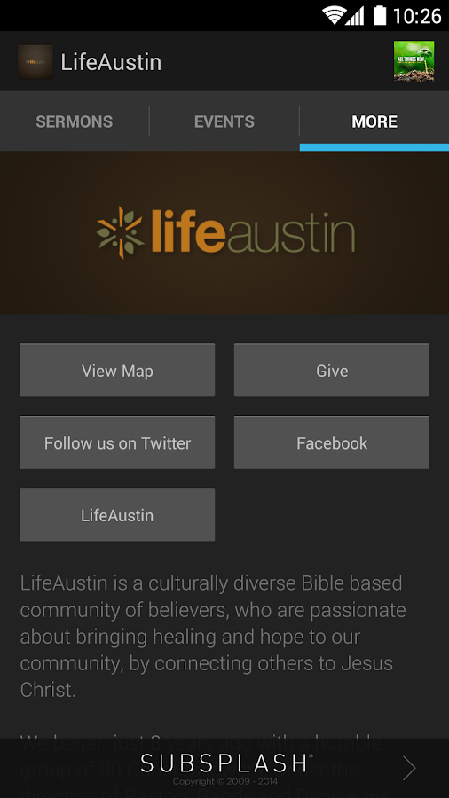 LifeAustin Media - screenshot