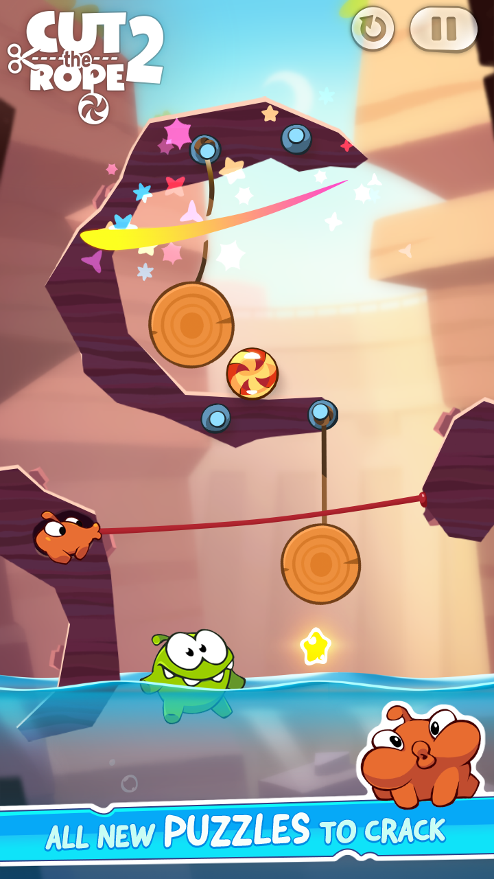 Cut the Rope 2 screenshot #17