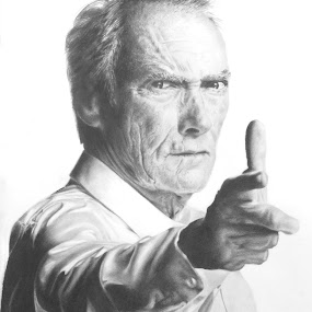 EASTWOOD by Kile Zabala - Drawing All Drawing