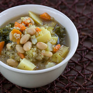 Kale Stew Vegetarian Recipes.