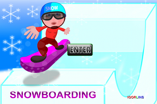 Snowboarding LINS