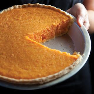 Sweet Potato Pie Without Nutmeg Recipes.