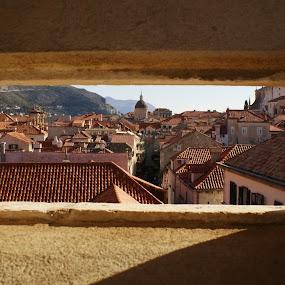 Window Citiscape by Adi Drnda - City,  Street & Park  Historic Districts (  )