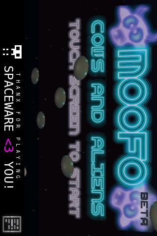 MooFO: Cows And Aliens- screenshot