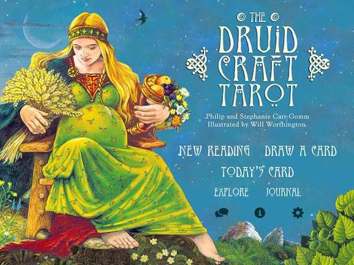 玩免費娛樂APP|下載DruidCraft Tarot app不用錢|硬是要APP