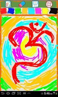 กระดานวาดภาพสำหรับเด็ก - screenshot thumbnail