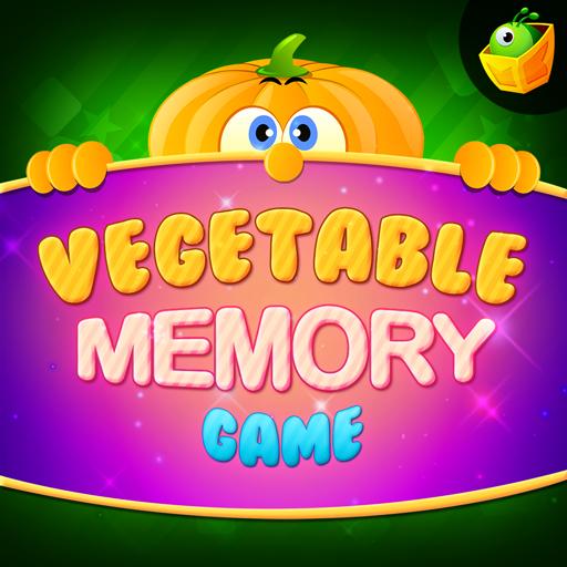 Vegetable Memory Match Game LOGO-APP點子