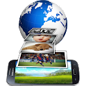 Online Images Live Wallpaper icon