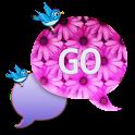 GO SMS THEME/SpringFeaver4U icon