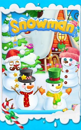 Snowman Salon
