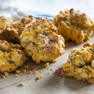 Pumpkin-Blue Cheese Biscuits Recipe