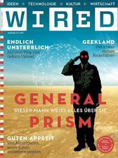 WIRED Deutschland - screenshot thumbnail