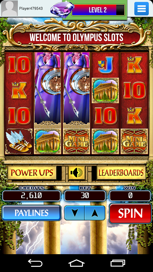 Olympus Slots | Slot Machine- screenshot