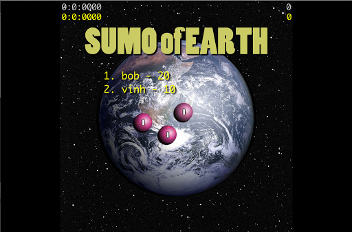 Sumo of Earth