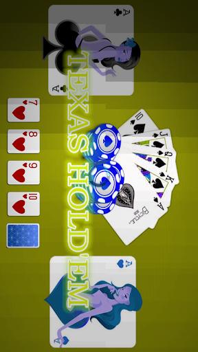 Online Texas Poker Game