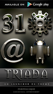 Poweramp Widget TRIADA v2.06-build-206