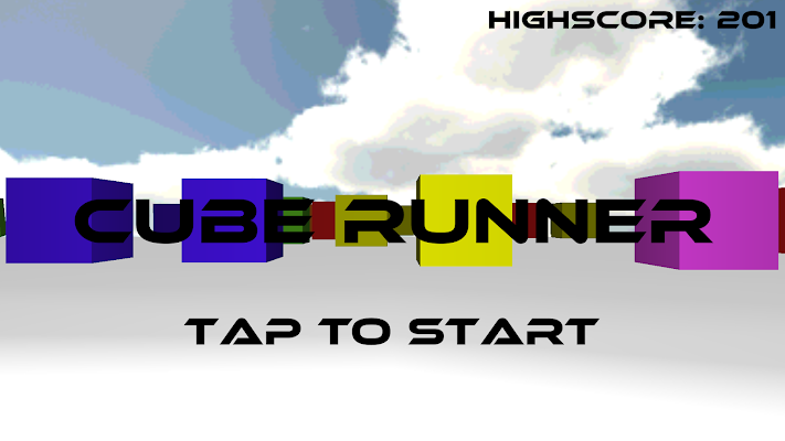Cube Runner (No Ads) - screenshot