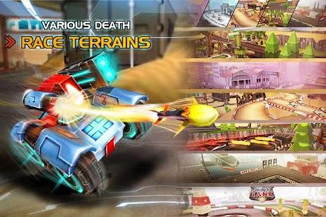 Racing Tank 2 - screenshot thumbnail