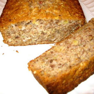 Mrs. Molcie's Hawaiian Nut Bread.