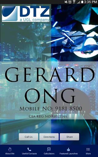 Gerard Ong