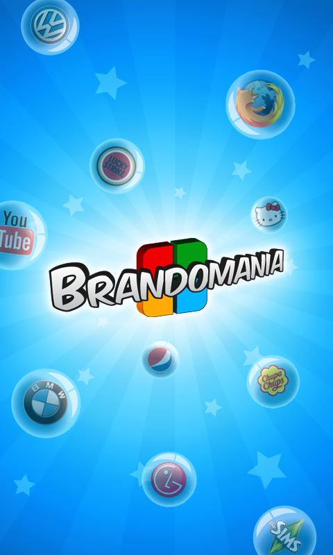 Brandomania- screenshot