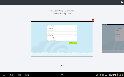 Skyscanner - All Flights Screenshot 23